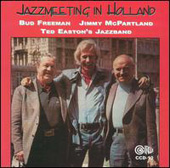 Bud Freeman: Jazz Meeting in Holland