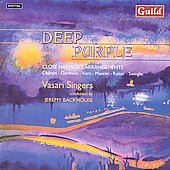 Deep Purple / Jeremy Backhouse, Vasary Singers