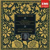 Vaughan Williams: Orchestral Works / Haitink, Chang