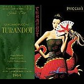 Grand Tier - Puccini: Turandot / Gavazzeni, Nilsson, et al
