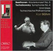 Festspieldokumente - Beethoven, Tchaikovsky / B&#246;hm, Gilels