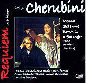 Cherubini: Requiem in D minor, etc / Bostock, et al