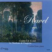 Maurice Ravel: Piano Works / Cynthia Raim