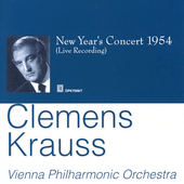 New Year's Concert - 1954 / Clemens Krauss, et al