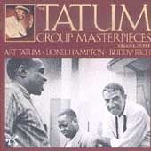 Art Tatum: The Tatum Group Masterpieces, Vol. 3