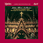 Blow: Anthems / David Hill, Winchester Cathedral Choir