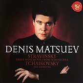 Tchaikovsky: The Seasons;  Stravinsky / Denis Matsuev