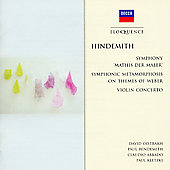 Hindemith: Great Orchestral Works