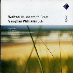Vaughan Williams: Job/Walton: Belshazzar's Feast