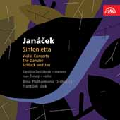 Jan&#225;cek: Orchestral Works Vol 3 / J&#237;rek, Brno State PO