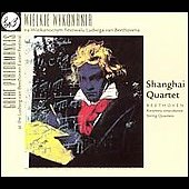 Beethoven: String Quartets nos 13 & 14, Opp. 130 & 131 / Shanghai Quartet