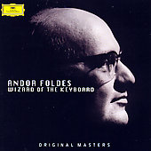 Andors Foldes - Wizard of the Keyboard
