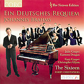 Sixteen Edition - Brahms: Ein Deutsches Requiem