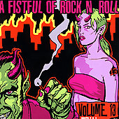 Various Artists: A Fistful Of Rock N Roll, Vol. 13