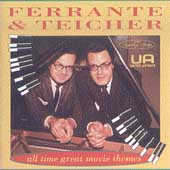 Ferrante & Teicher: All Time Great Movie Themes
