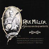 Polk Miller: Polk Miller and His Old South Quartette [Slipcase]
