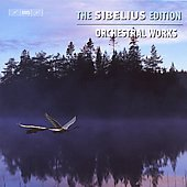 The Sibelius Edition Vol 8 - Sibelius: Orchestral Music / Neeme J&auml;rvi, Jaakko Kuusisto, Osmo V&auml;nsk&auml;, et al