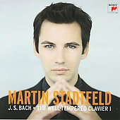 J.S. Bach: The Well-Tempered Clavier I / Martin Stadtfeld
