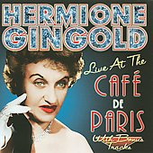 Hermione Gingold: Live at the Cafe de Paris *