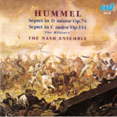 Hummel: Septets op. 74 & op. 114