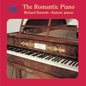The Romantic Piano / Burnett