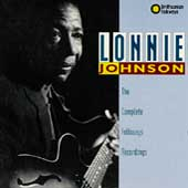 Lonnie Johnson: The Complete Folkways Recordings