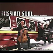 Russian Soul: Cello Project