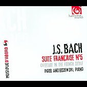 Bach: Partitas Nos. 1, 3, 6