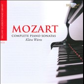 Brilliant Classics Piano Library: Mozart