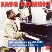 Fats Domino: Chart Hits-Singles A's and B's 1950-1958