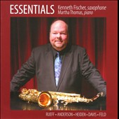 Essentials / Kenneth Fischer, Saxophone