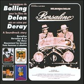 Les musiques de Bolling pour les films de Delon mis en sc&#232;ne par Deray