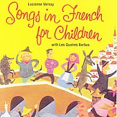 Lucienne Vernay: Songs in French for Children