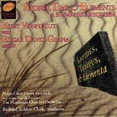 Grana: Stones, Time & Elements - A Humanist Requiem / Clark