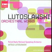 20th Century Classics: Lutoslawski - Orchestral Works