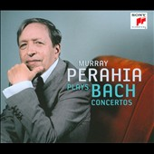Bach: Complete Piano Concertos, etc. / Murry Perahia