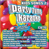 Karaoke: Party Tyme Karaoke: Kids Songs, Vol. 2