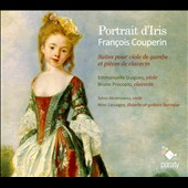 Portrait of Fran&#231;ois Couperin - Suites for viola de gamba & keyboard / Emmanuelle Guigues, Bruno Procopia