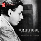 Poulenc: Complete Chamber Works / London Conchord Ens.