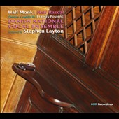 Poulenc a capella choral works: Half Monk; Half Rascal / Stephen Layton