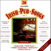 Various Artists: 20 Favourite Irish Pub Songs, Vol. 2