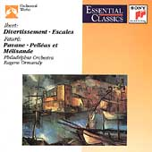 Ibert: Divertissement;  Fauré / Ormandy, Philadelphia Orch