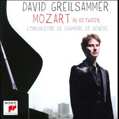 Mozart In-Between - Symphony no 23; Piano Concert no 9; Denis Schuller: In-between