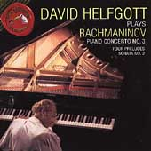David Helfgott Plays Rachmaninov: Piano Concerto no 3, etc