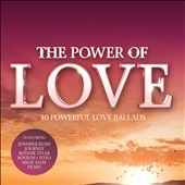 Various Artists: The Power of Love [Sony 2013]