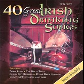 Various Artists: 40 Irish Pub Songs [Dolphin]