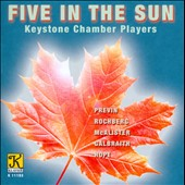 Five in the Sun / Previn and Keystone Chamber Players (2013)