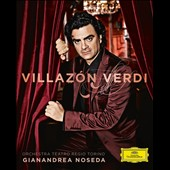 Villazon Verdi / Rolando Villazon, tenor. Gianandrea Noseda [Blu-ray Audio]