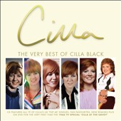 Cilla Black: The Very Best of Cilla Black [2013]
