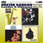 Dexter Gordon: Three Classic Albums Plus *